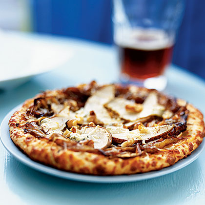 onion-pear-pizza Recipe