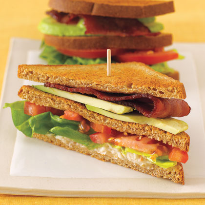 CarbLovers Club Sandwich Recipe