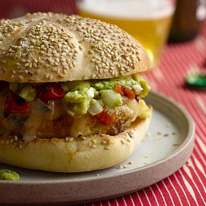 chicken-burgers Recipe