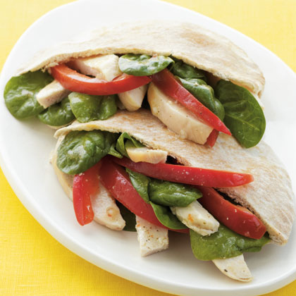 chicken-pita-sandwich Recipe