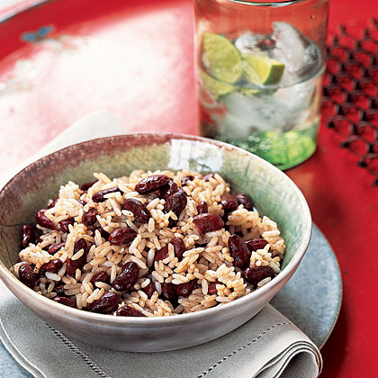 jamaican rice and peas recipe ian knauer food wine jamaican rice and ...