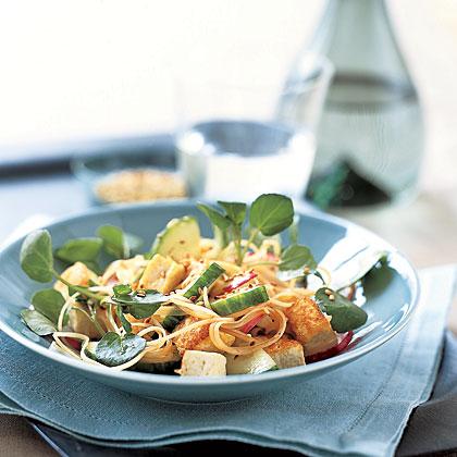 cucumber-radish-stir-fry Recipe