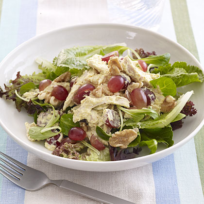 Curried Chicken Salad Recipe - Health.com
