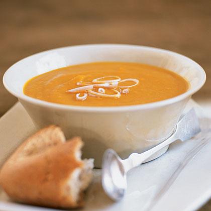carrot-sweet-potato-soup Recipe