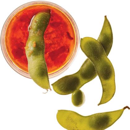 edamame-ginger-chile-sauce Recipe