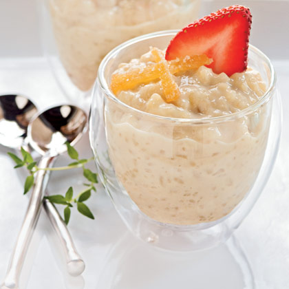 Ginger-Infused Japanese Rice Pudding Recipe - Health.com