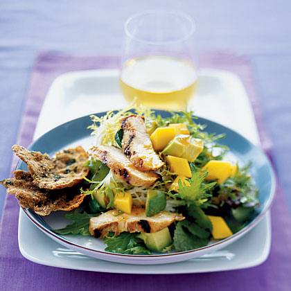 grilled-chicken-salad Recipe