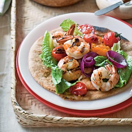 greek-shrimp-souvlaki Recipe
