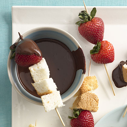chocolate-fondue Recipe