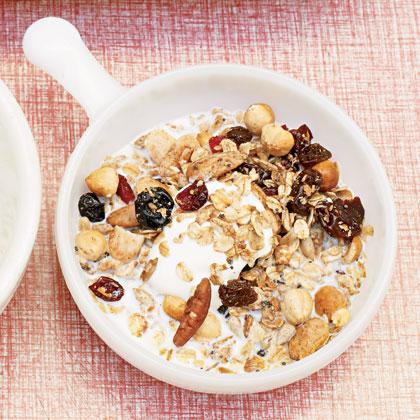 fruit-nut-granola Recipe