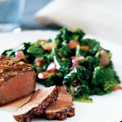kale-onion Recipe