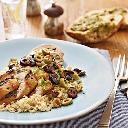 lemon-olive-chicken Recipe