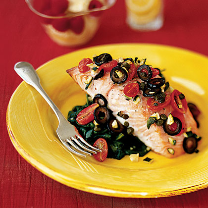 med-salmon Recipe