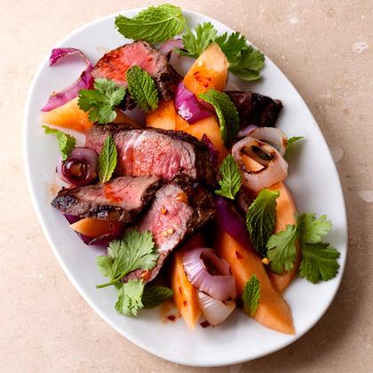 melon-steak-paprika Recipe