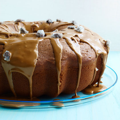 Mocha Coffee Cake with Espresso Glaze Recipe - Health.com