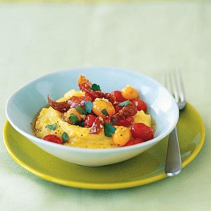 parmesan-polenta Recipe