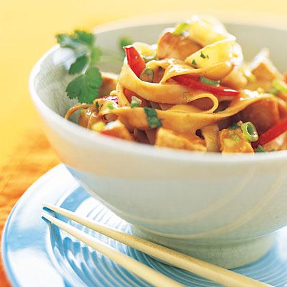 peanut-noodles-chicken Recipe