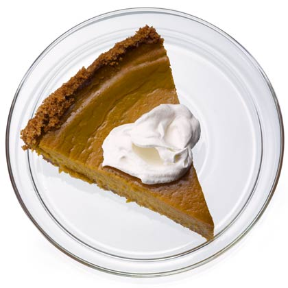 Healthier Pumpkin Pie Recipe - Health.com