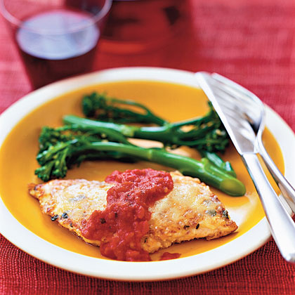 chicken-parmesan Recipe