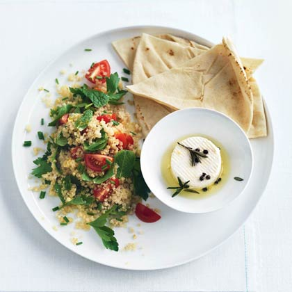 how to make tabbouleh with quinoa