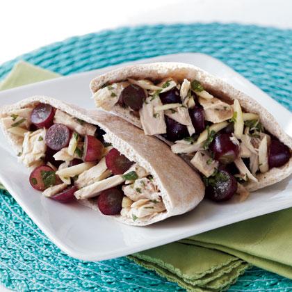 red-grape-tuna-salad Recipe