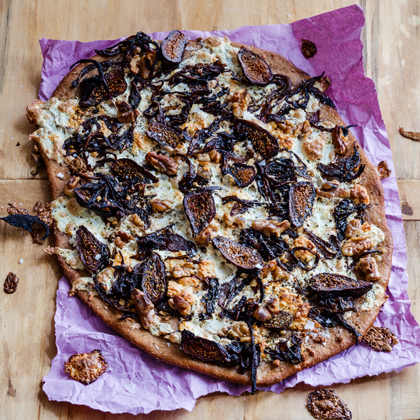 Caramelized Broccoli And Red Onion Pizza Recipes — Dishmaps