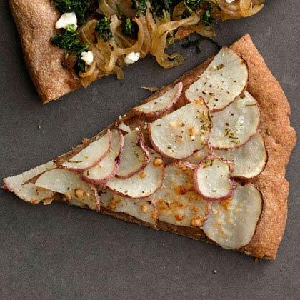 red-potato-rosemary-pizza Recipe