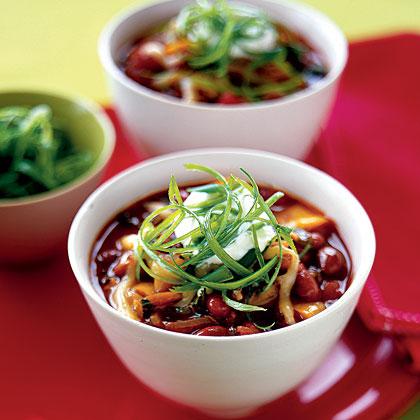 bean-chili Recipe