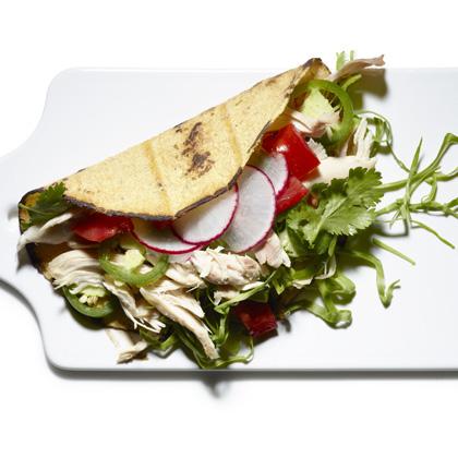 roast-chicken-tacos Recipe
