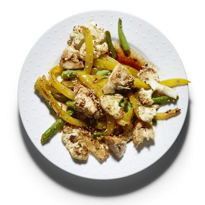 roast-sesame-chicken Recipe