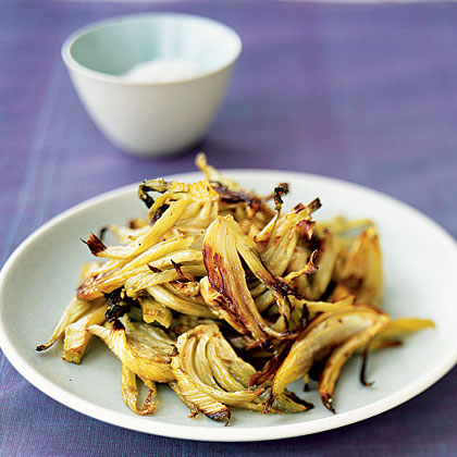 Caramelized Roasted Fennel with Fennel Seeds Recipe - Health.com