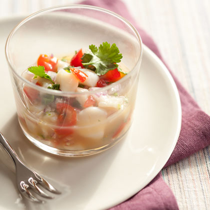 Scallop Ceviche Recipe - Health.com