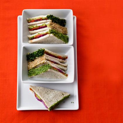 smoked-salmon-wasabi-tea Recipe