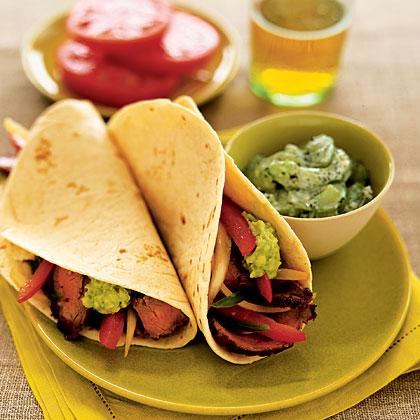 steak-taco-guacamole Recipe