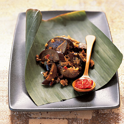 szechuan-eggplant Recipe