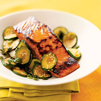 teriyaki-salmon Recipe