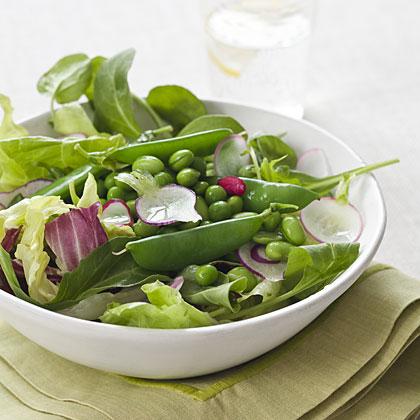 pea-edamame-salad Recipe