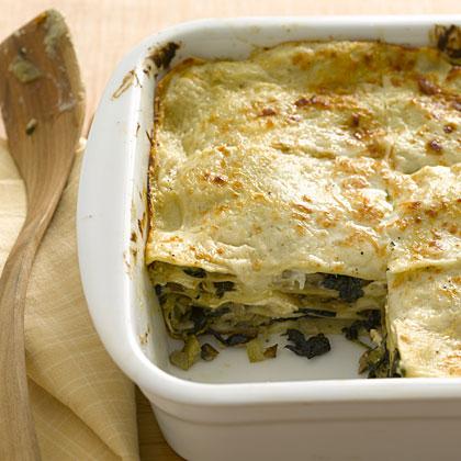 veggie-lasagna Recipe
