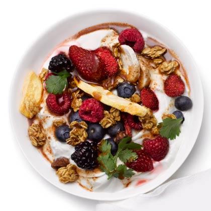 yogurt-breakfast-bowl Recipe