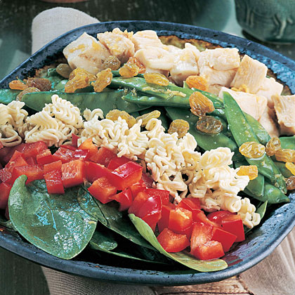 Asian Spinach Salad Recipe