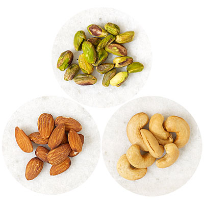 almonds-cashews-pistachio