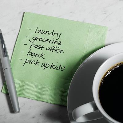 coffee-to-do-list