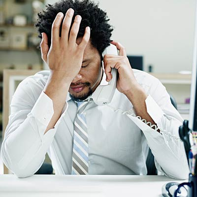 man-depression-phone