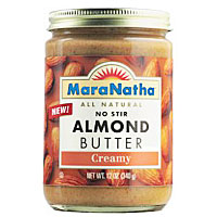 maranatha almond butter 6 Great Alternatives to Peanut Butter