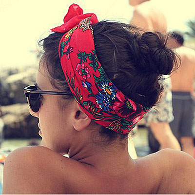 red bandana shades 400x400 Favorite Pins of the Week