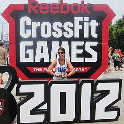 Last weekend, I attended the 2012 CrossFit Games in Carson, California.