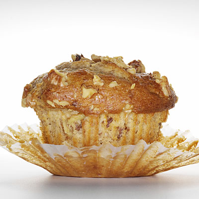 Spelt Banana-Nut Muffins - Healthy Muffin Recipes - Health.com