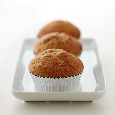 Quick and Easy Banana-Oat Muffins - Healthy Muffin Recipes - Health ...