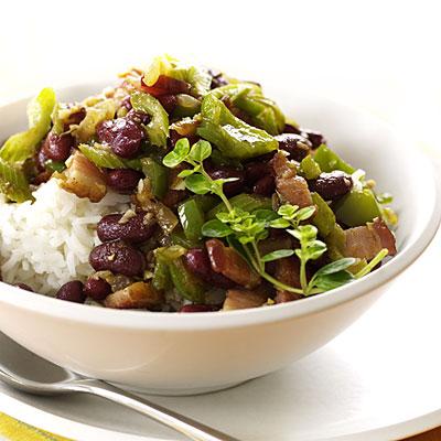 pork-beans-salad