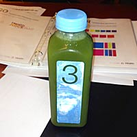 drinking-green-juice